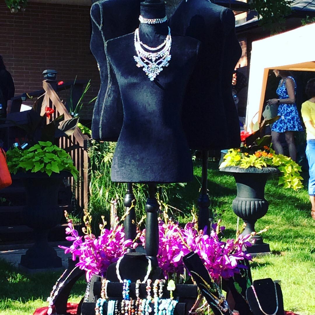 Daniel Murphy's Jewelry Backyard Party